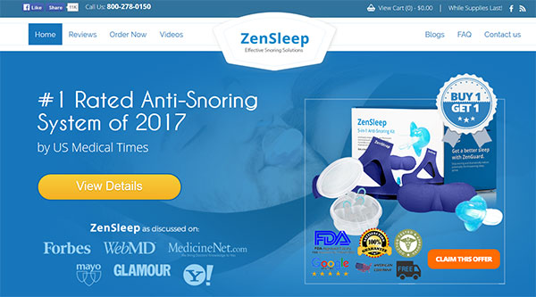 ZenSleep Review