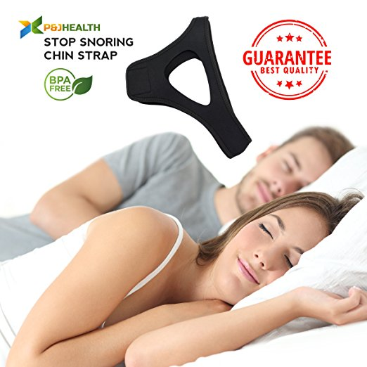 P&J Health snoring chinstrap